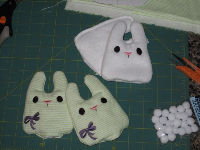 Urban Threads Bunny Stuffie 2