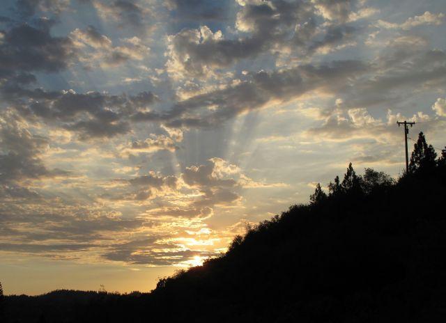sunset 24Ju13