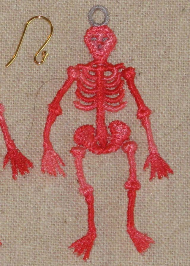Dia FSL  Skeleton