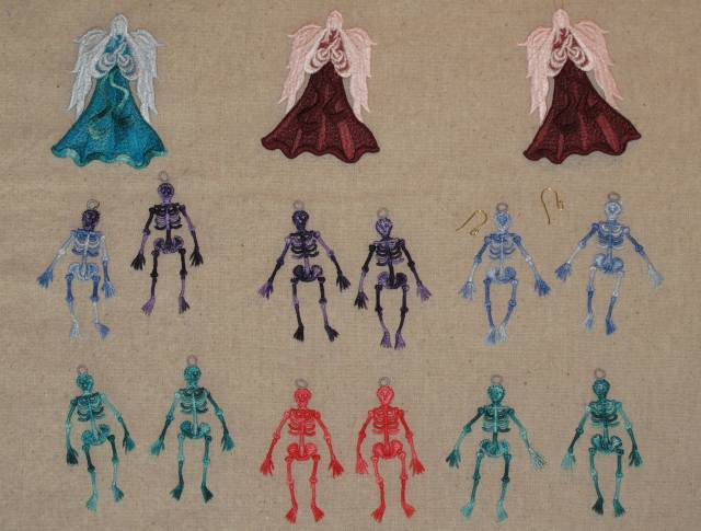 FSL Skeletons