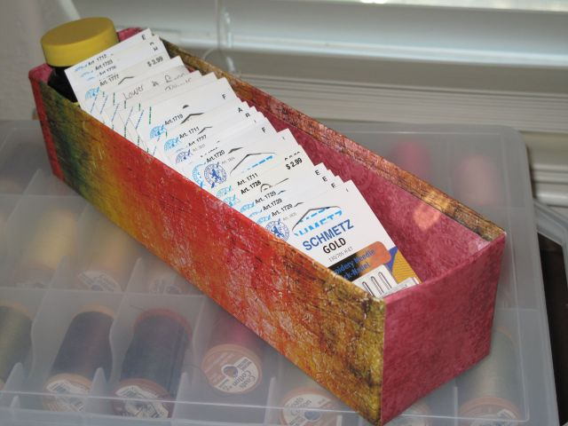 boxes 16 decoupage