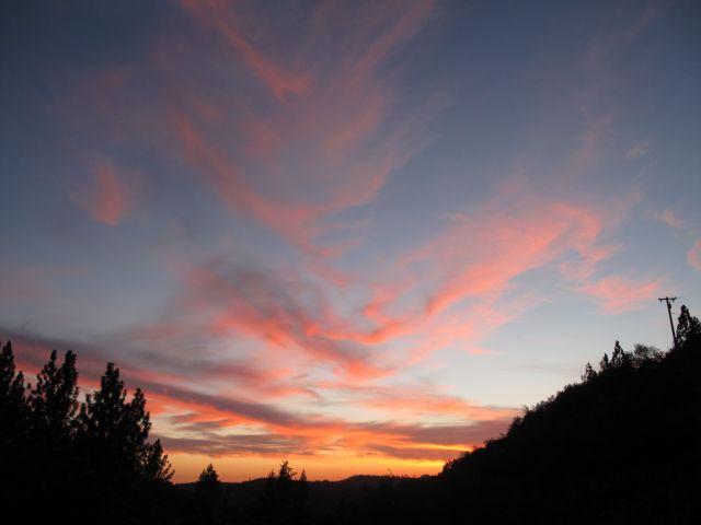 Sunset AA