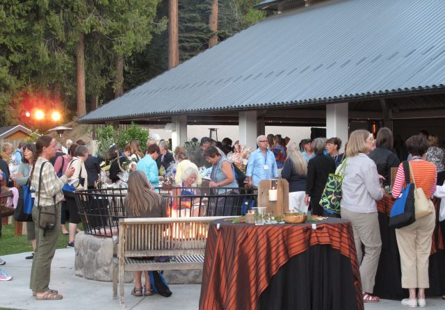 MG Reception at Tenaya
