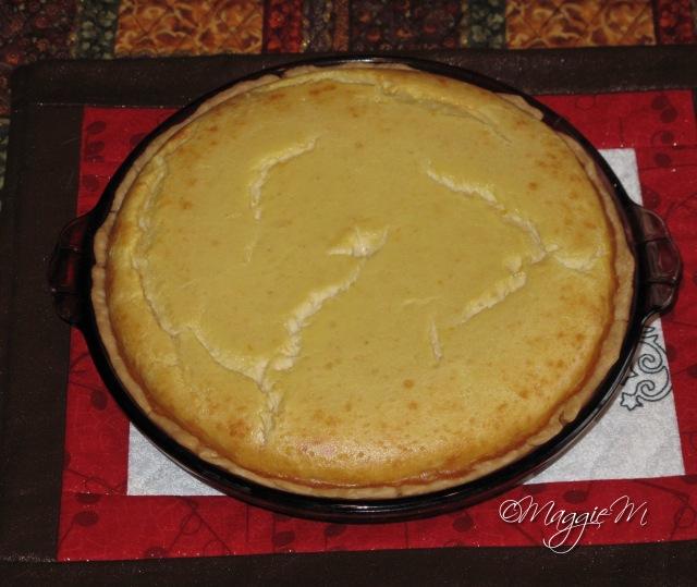 Ricotta Pie 1-1