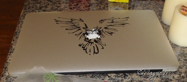 Laptop decal 1